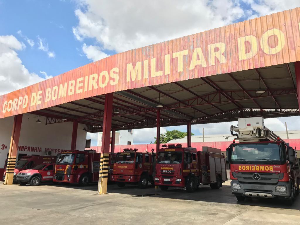 MP requisita ao Corpo de Bombeiros plano para combate à crise de incêndios - Imagem 1