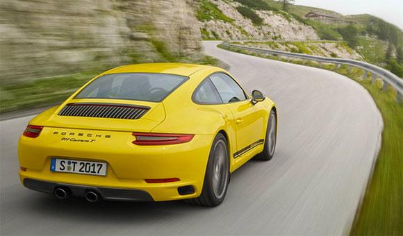 Amante de carros, Bill Gates é dono de um 959 Porsche. (Foto: Reprodução)