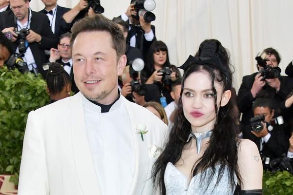 Elon Musk e Grimes terminam casamento após três anos (Foto: reprodução)