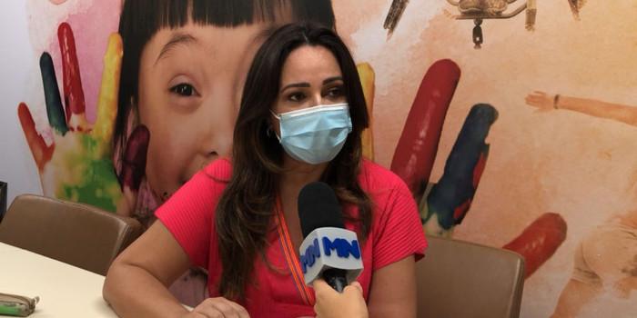 """Rejane Dias sobre Ciro Nogueira: """"o povo não está interessado em baixaria"""""""