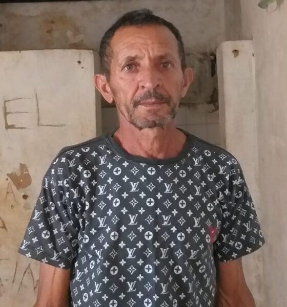 Acusado de matar primo de delegados é preso 18 anos após crime no Piauí (Foto: Reprodução)