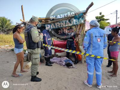 Mulher natural de Luzilândia é encontrada morta em Parnaíba