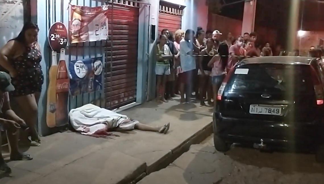Vítima foi morta com tiro na cabeça após salvar crianças em tiroteio - Foto: Reprodução/Rede Meio Norte