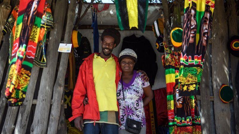 Selassie doou 200 hectares de terra a membros do movimento rastafári para que se estabelecessem na África; a comunidade ainda existe - Foto: Getty Images