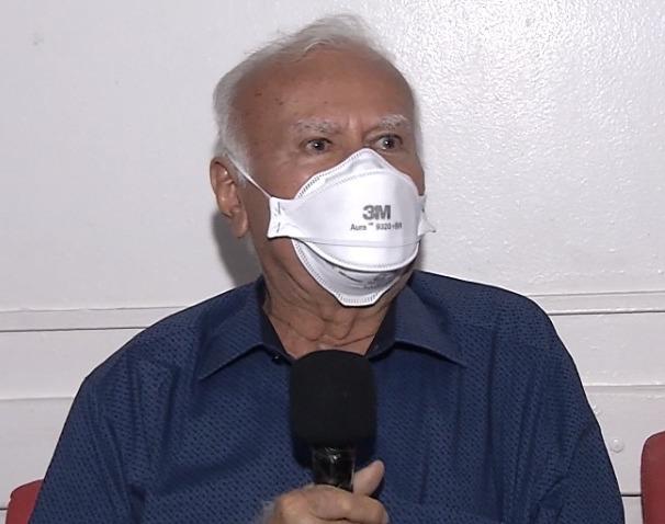 Joaquim Parente, médico.