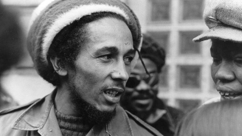 O músico jamaicano Bob Marley foi o rastafári mais famoso e influente em todo o mundo - Foto: Getty Images