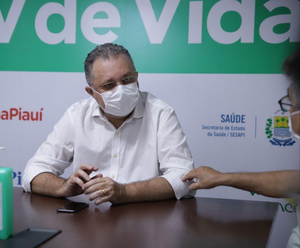 Covid: Passaporte de vacina passará a ser obrigatório no Piauí, diz Sesapi (Foto: Divulgação)