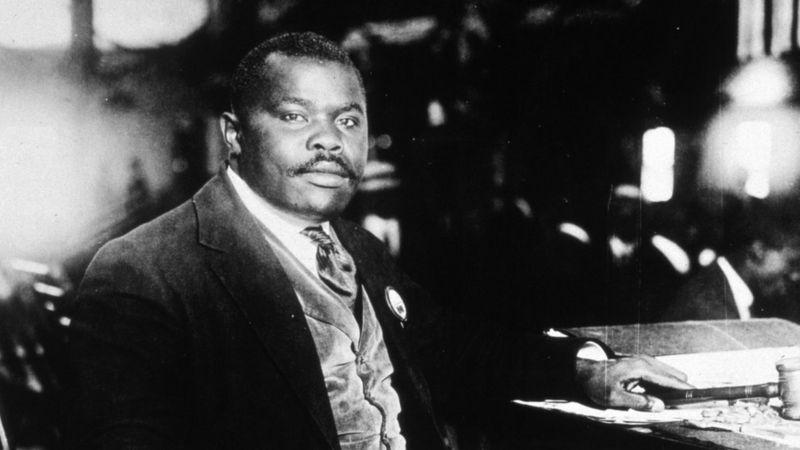 O jamaicano Marcus Garvey nunca foi um rastafári, mas é considerado um profeta pelos seguidores da religião - Foto: Getty Images
