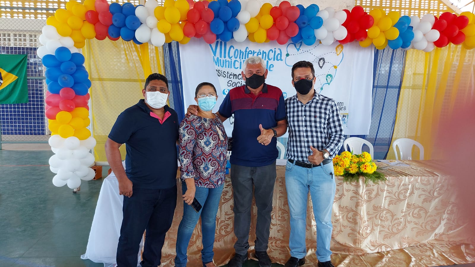 Município de N. S. Remédios realiza VII Conferência de Assistência Social  - Imagem 9