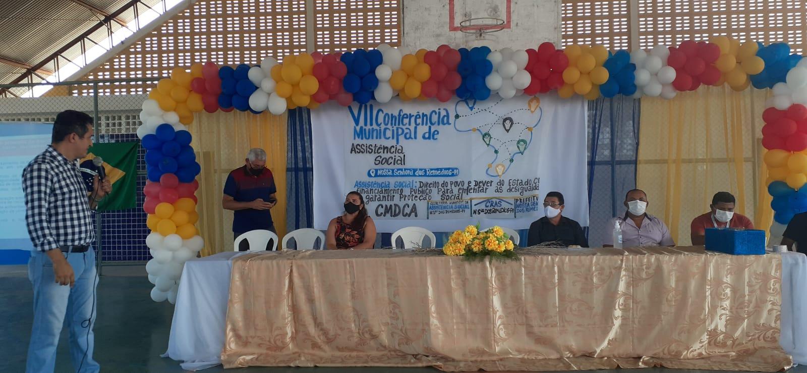 Município de N. S. Remédios realiza VII Conferência de Assistência Social  - Imagem 8