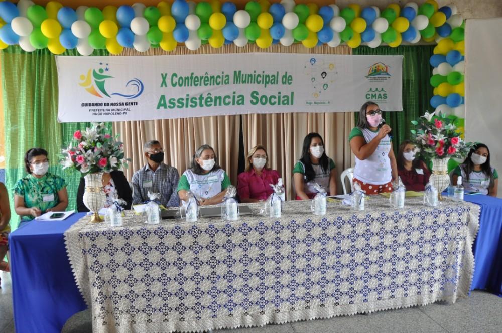 Hugo Napoleão realiza 10ª Conferência da Assistência Social - Imagem 13
