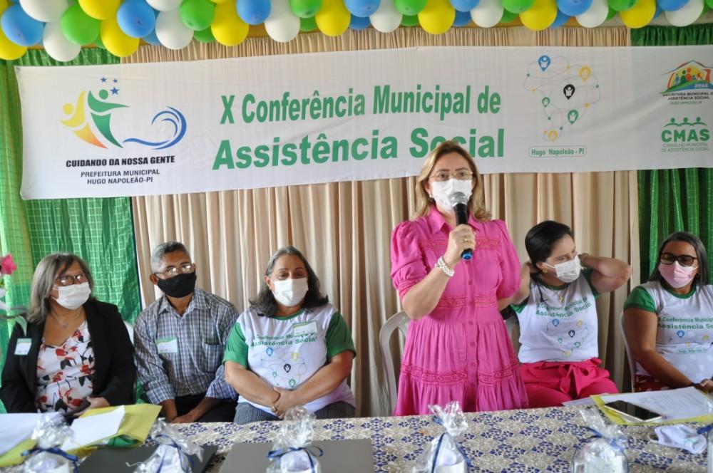 Hugo Napoleão realiza 10ª Conferência da Assistência Social - Imagem 2