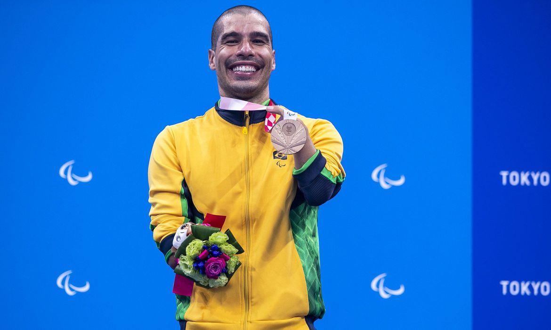 Multicampeão Daniel Dias é eleito para Conselho Paralímpico Internacional (Foto: Alê Cabral/ CPB)