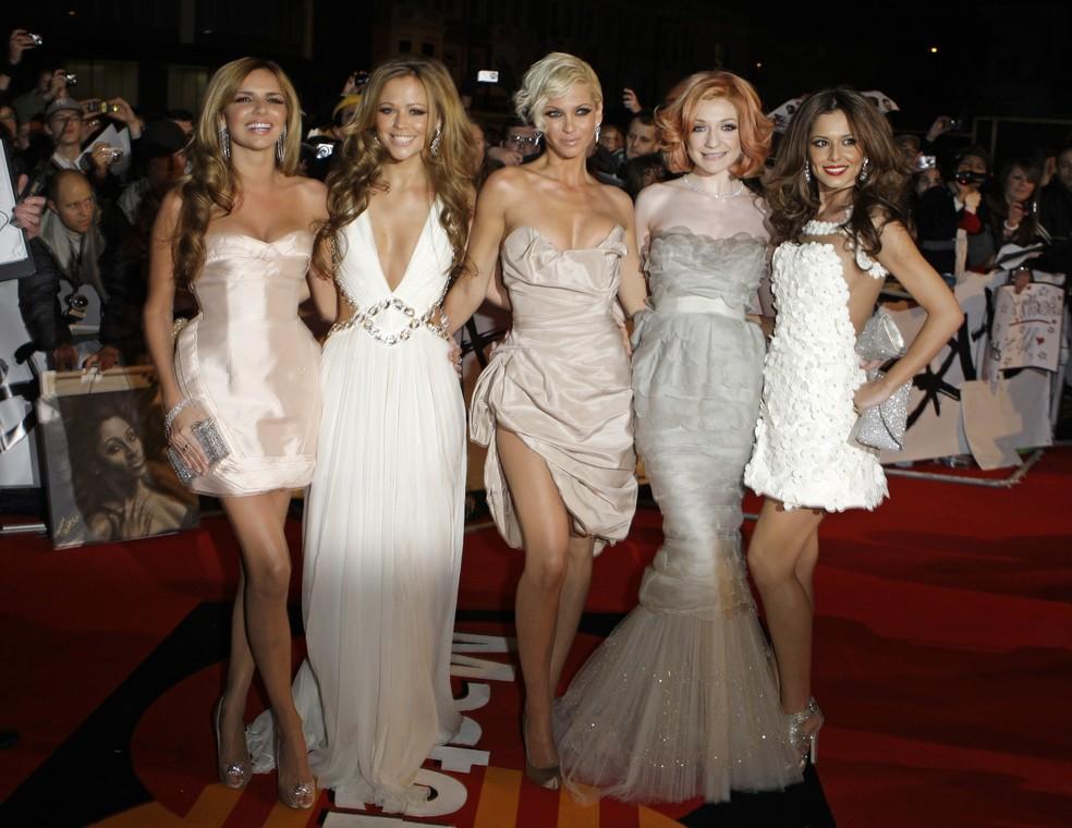 Banda Girls Aloud (Foto: reprodução)