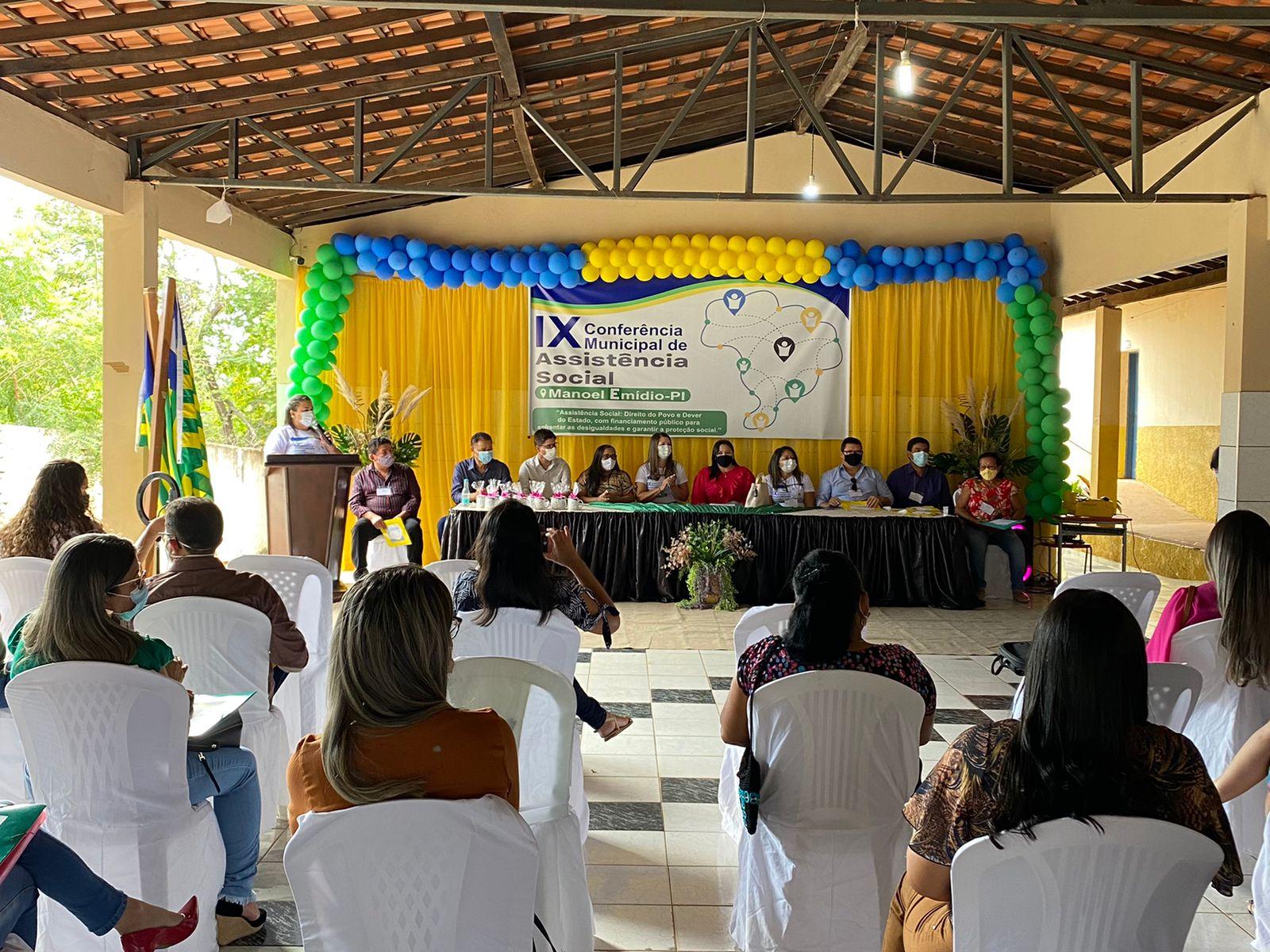 SEMAS realiza 9ª edição da Conferência Municipal de Assistência Social - Imagem 1