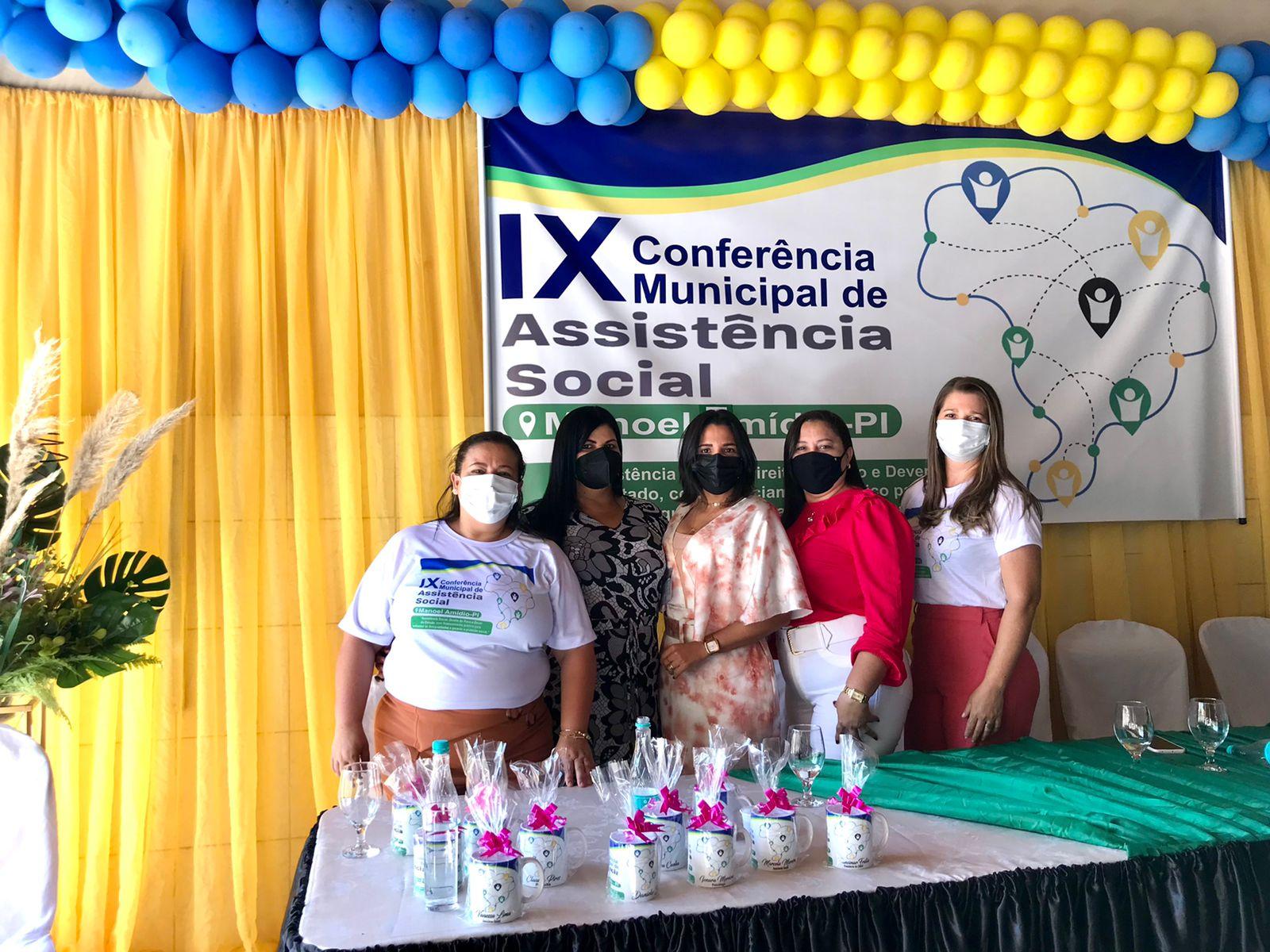 SEMAS realiza 9ª edição da Conferência Municipal de Assistência Social - Imagem 7