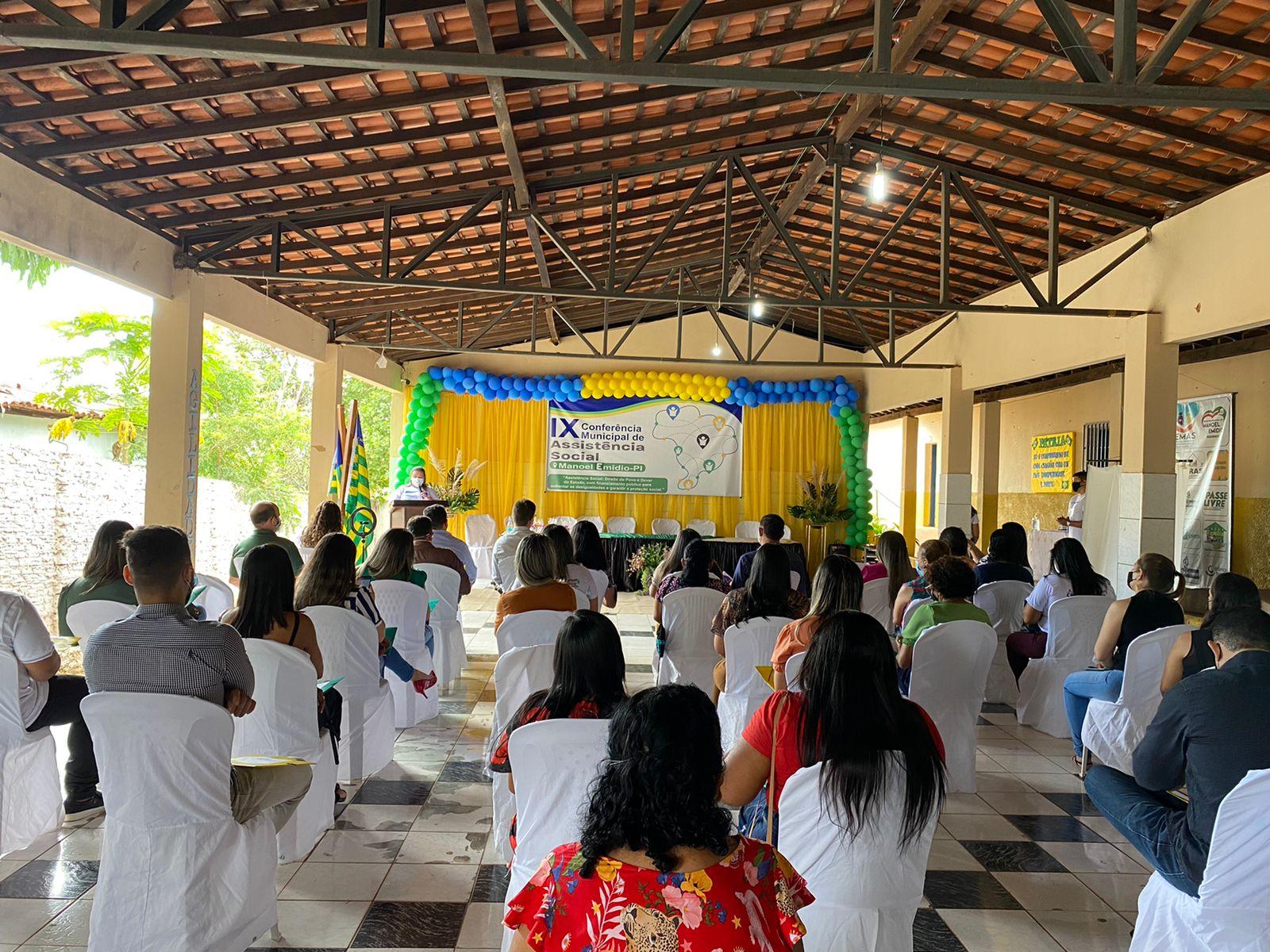 SEMAS realiza 9ª edição da Conferência Municipal de Assistência Social - Imagem 5