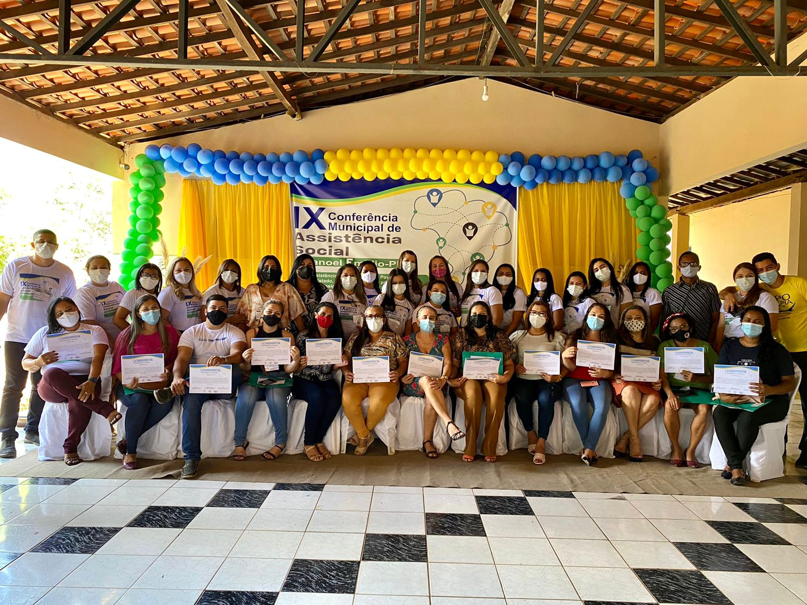 SEMAS realiza 9ª edição da Conferência Municipal de Assistência Social - Imagem 10