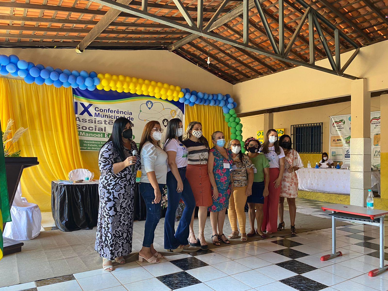 SEMAS realiza 9ª edição da Conferência Municipal de Assistência Social - Imagem 6