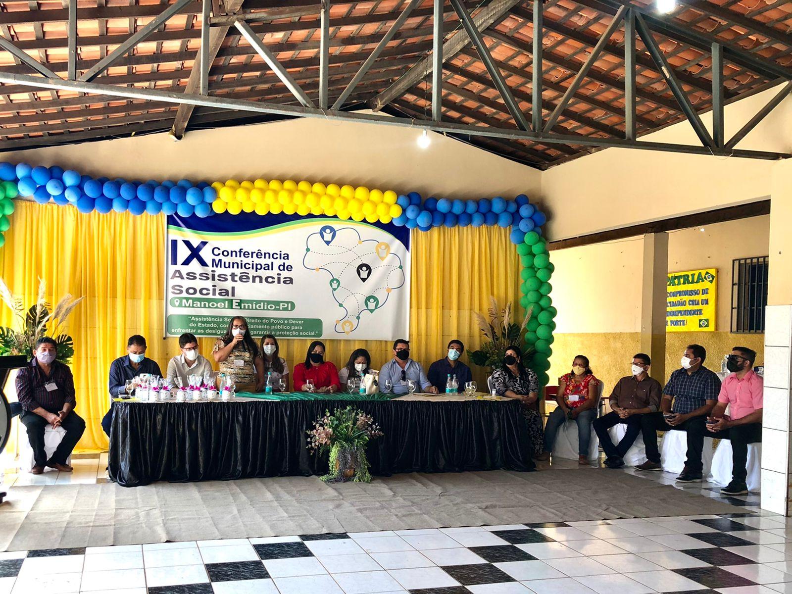 SEMAS realiza 9ª edição da Conferência Municipal de Assistência Social - Imagem 2