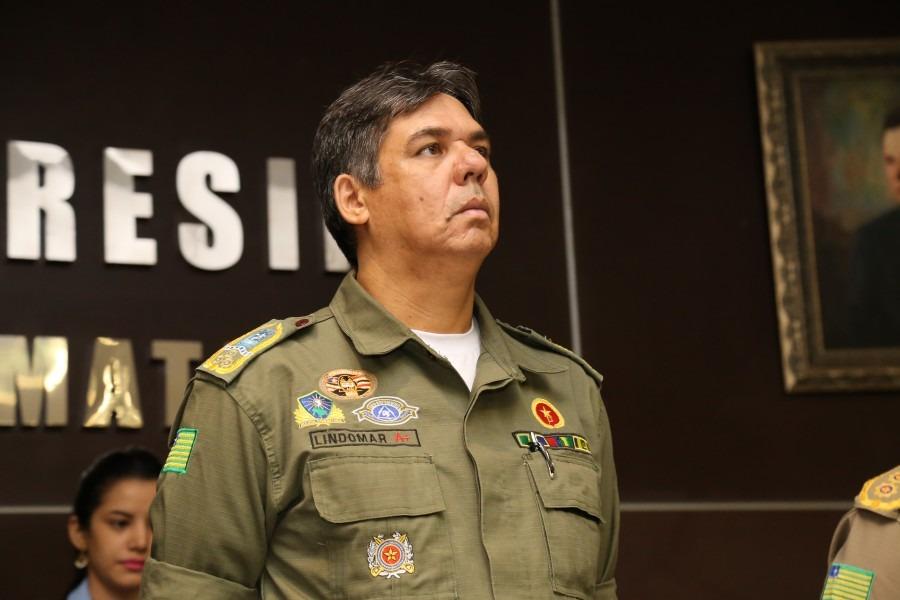 Coronel Lindomar Castilho (Foto: Divulgação/ PM)