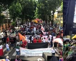 Manifestações marcam o feriado do dia 7 de setembro