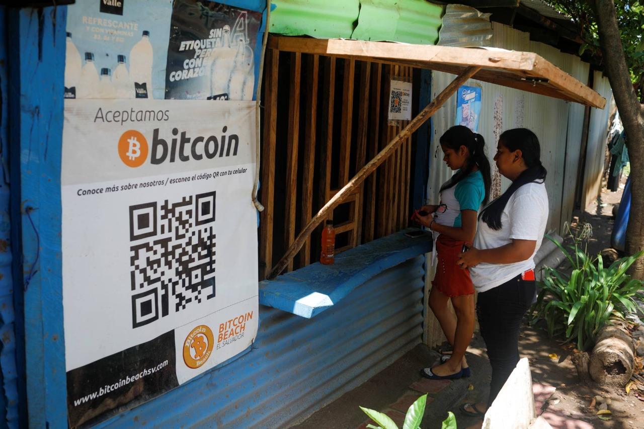 El Salvador se torna o primeiro país a adotar bitcoins como moeda oficial- Foto: Reprodução