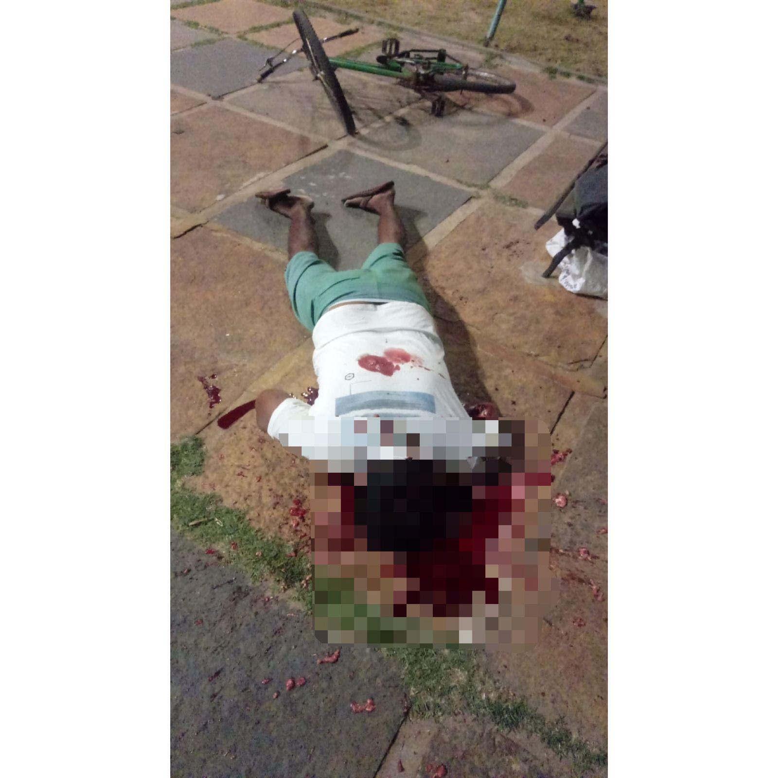 Homem é executado em praça em Parnaíba