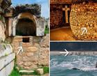 Conheça os 19 lugares mais misteriosos da Terra e programe sua viagem