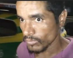 Homem é preso depois de tentar matar a mãe pela sexta vez em Teresina