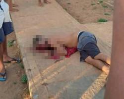 Jovem de 21 anos é morto com tiro na cabeça na zona Sul de Teresina; vídeo!
