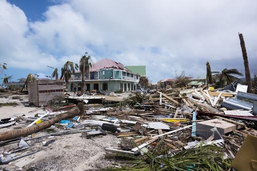 Furacão Irma deixa rastro de destruição na Flórida - Foto: Reprodução/Internet