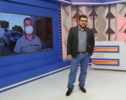 Luiz Fortes volta das férias e destaca nova interatividade do programa