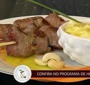 Espaço Gourmet: Chefs paranaenses mostra deliciosas receitas para você