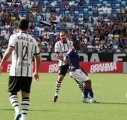 Brasileirão 2015 - Série A - Cruzeiro x Corinthians