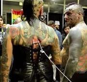 Convenção anual de tatuagem na Colômbia