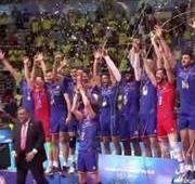 França vence Liga Mundial de vôlei no Rio