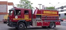 Teresina tem seis focos de incêndio, informa Corpo de Bombeiros