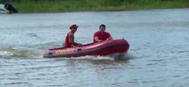 Bombeiros de Parnaíba buscam corpo de homem que pulou da ponte no rio Igaraçu