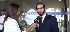 Advogado Lucas Villa fala sobre habeas corpus concedido a Emir Martins