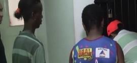 Dupla é presa sob suspeita de roubo de moto em São Matheus-MA
