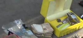 Polícia desarticula quadrilha, recupera dinheiro e jóias roubadas em Teresina