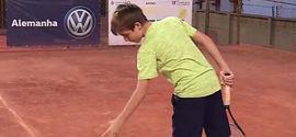Circuito piauiense de Tênis é realizado em Teresina