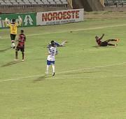 Veja os gols de Flamengo x Parnahyba pelo Campeonato Piauiense