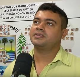 Detento da Penitenciária de Parnaíba atualiza perfil no Facebook