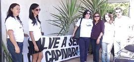 Ambientalistas fazem ato em prol do Parque Serra da Capivara no Ministério Público