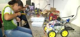Parnaíba sedia a ART TRON - tecnologia, arte e cultura