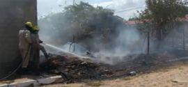 Incêndios no Bro Bró preocupam corpo de bombeiros no litoral do Piauí
