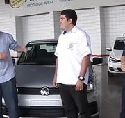 Ronda do Povão mostra equipe de consultoria de vendas da Alemanha Veículos