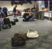 Vídeo relata pessoas feridas no chão na hora do tiroteio em Fort Lauderdale